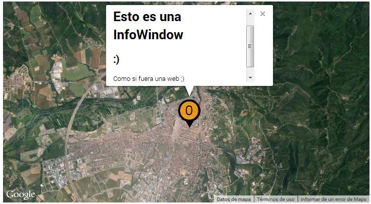 infoWindow